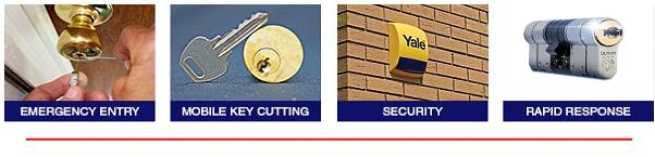 Lockforce Locksmith Security Services crawley